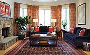How to Decorate Your Room with Transitional Rugs