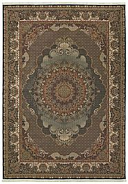 Traditional & Oriental Rugs Masterpiece Collection 5330B - Oriental Designer Rugs