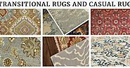 Transitional Rugs – A blend of Modern and Traditional Rug Style