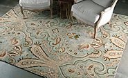 Decorating with Transitional Rugs Style | Oriental Designer Rugs