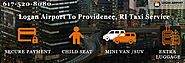 Taxi From Logan Airport to Providence Rhode Island Car Service