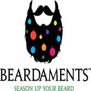 Let Your Decorated Beard Spread The Christmas Joy!