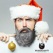 Making Christmas Colorful With Colored Beards