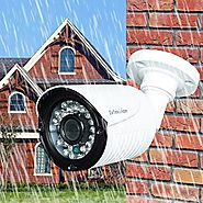 Top 10 Best Infrared LED Security Night Vision Cameras Reviews 2017-2018 on Flipboard