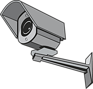 Infrared LED Security Night Vision Cameras