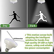 Top 10 Best Infrared Motion Sensor PIR LED Light Bulbs Reviews 2017-2018 on Flipboard