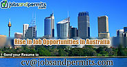 Job Opportunities in Australia Boosted - Rush to hire workers before Xmas