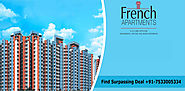 French Apartments Noida Extension, French Apartments Greater Noida(w)
