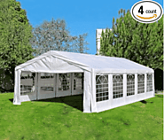 Top 10 Best Party Tents in 2017 - Buyer's Guide (October. 2017)