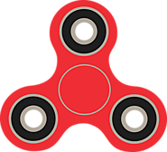 listography: products (LED Bluetooth Fidget Spinners)