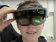 Watch Norwegian Schoolchildren Discover the Microsoft HoloLens for the First Time
