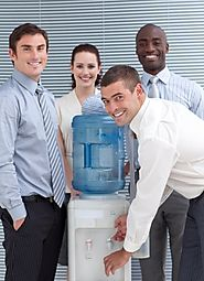 Water Coolers Help Heighten Respect