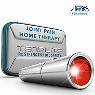 Pain Relief Therapy TENDLITE® FDA Cleared Red LED Light Device Joint & Muscle Reliever MEDICAL GRADE