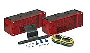 Optronics TLL16RK Red LED Combination Tail Light Kit