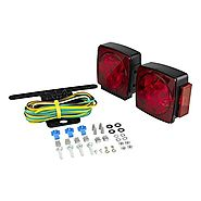 Blazer C7423 Submersible LED Trailer Light Kit for Trailers Under 80-Inches Wide