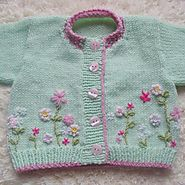 Choosing Embroidered Baby Jacket