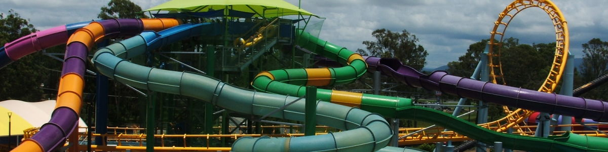 Headline for The Best Theme Parks for Kids in Brisbane - Work on those Amazing Dreams