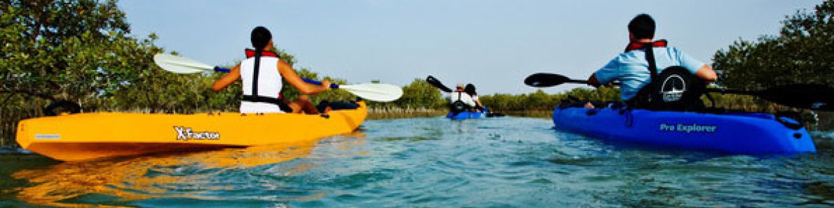 Headline for Water Sports to Try in Abu Dhabi