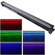 "AW 252 LED 40"" Wall Washer 4 Channel DMX-512 Bar Flood Light 30W RGB DJ Club Wedding Party Disco Stage Show Band Lamp"