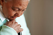 4 Common Signs of Depression in the Elderly