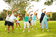 Healthy and Fun Exercises for Senior Citizens