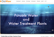 Potable Water and Water Treatment Plants