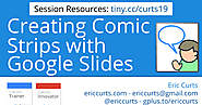 Creating Comic Strips with Google Slides