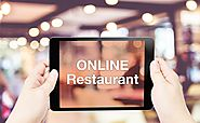 Food & Restaurant Mobile App