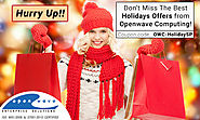 Don't Miss the Best Holidays Offers from Openwave Computing