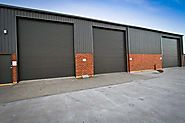 High Performance Commercial Garage Doors For Maximum Strength