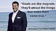 13 Famous Tony Robbins Quotes. Look at the most popular quotes.