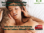 Make Best Use of Your Bedroom Time via Cenforce Sildenafil Tablets