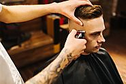 Go to A Modern Hair Salon for Men