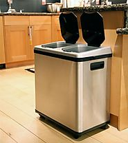 Top 10 Best 2 Compartments Recycling Bins Reviews 2017-2018 on Flipboard