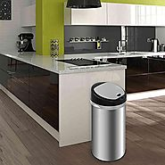 Top 10 Best Odor Control Kitchen Trash Cans Reviews 2017-2018 on Flipboard