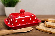Top 10 Stylish Retro Vintage Butter Dish with Lid Reviews 2017-2018 on Flipboard