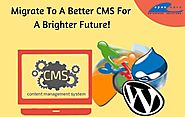 How Migrating To A Better CMS Will Save Your Business? - Wattpad