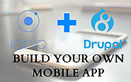 Build your own mobile app using Ionic and Drupal 8 | Valuebound
