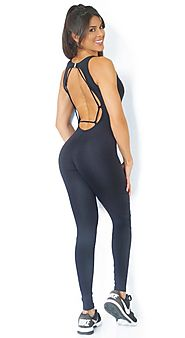 Beautiful One Piece Workout Jumpsuits