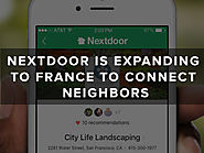 Now, Nextdoor Will be Launched in France