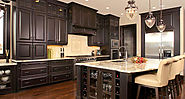 Aluminum Kitchen Cabinets And Wall Cabinets in Dubai, UAE - Desert Glass