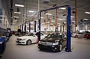 Why go to Mercedes Repair Center