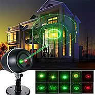 Top 10 Best LED Christmas Party Lights Projectors Reviews 2017-2018 on Flipboard