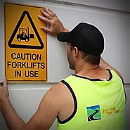 Warehouse Line marking for the best safety