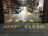 Line Marking Professionals For Car parking