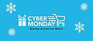 Enjoy the Holidays with Cyber Monday 2017 Deals
