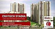 Residential Apartment at Civitech Stadia @ 9560090049