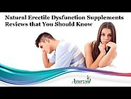 Natural Erectile Dysfunction Supplements Reviews that You Should Know