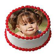 Order Personalized Photo Cake Online India, Cake Delivery Online