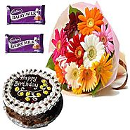 Send Flowers and Chocolates Online to India - FlowersCakesOnline